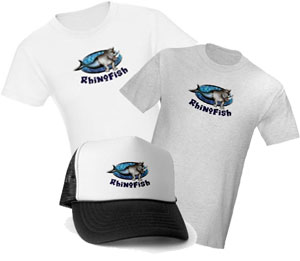 RhinoFish CafePress Clothing