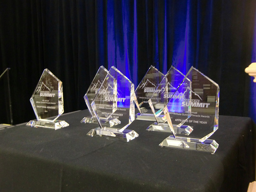 Affiliate Summit Pinnacle Awards - Affiliate Of The Year